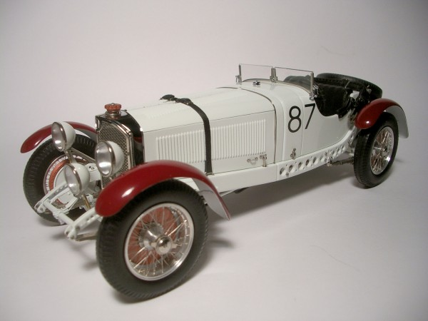 CMC Mercedes-Benz SSKL Mille Miglia, 1931