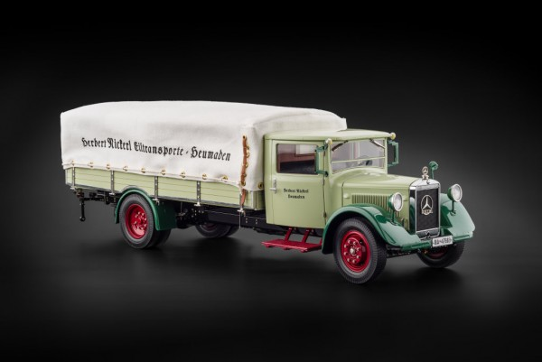 CMC Mercedes-Benz LO 2750 1934-38 mit geschlossenem Aufbau