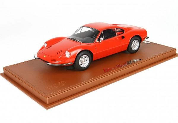 BBR Ferrari Dino 246 GT TIPO 607L 1969 Rosso Dino Limited Edition 60