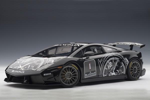 Auto Art Lamborghini Gallardo LP560-4 Super Trofeo Blancpain