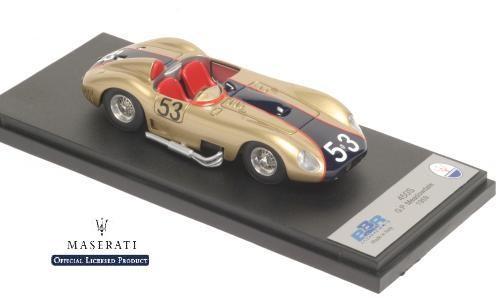 BBR Maserati 450 S 450S GP Riverside Race Way 1959