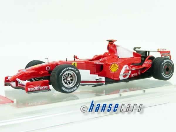 Tameo Ferrari 248 F1 GP Italien 2006 car #5 M. Schumacher Limited Edition 300