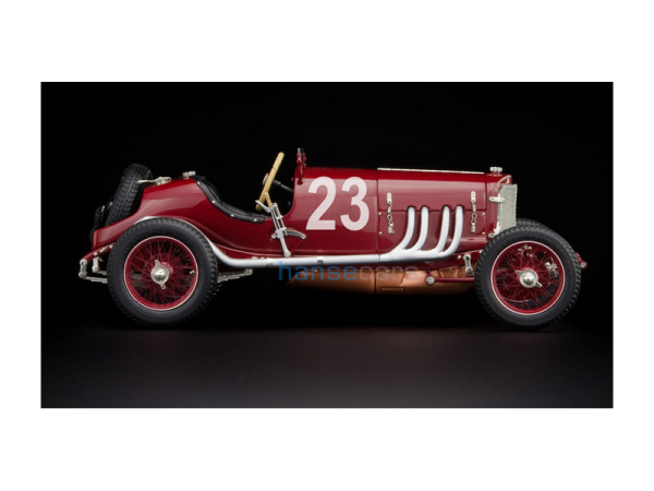 CMC Mercedes Targa Florio, 1924 #23 Neubauer/Hemminger 3. Platz Limitierte Edition 1000 Stück
